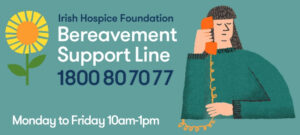 IHF Bereavement Support Line